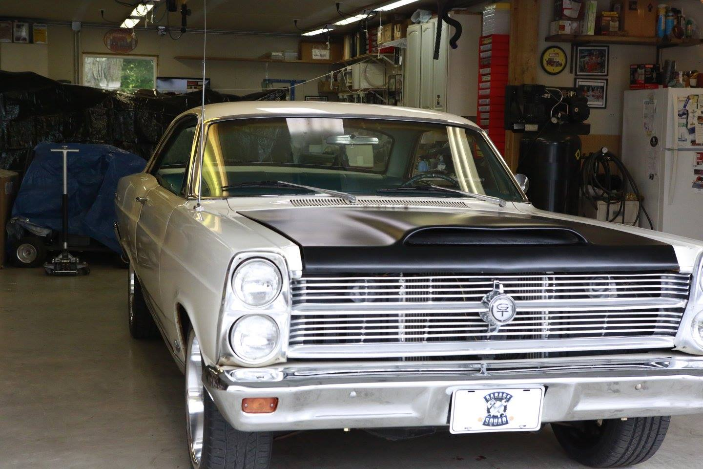 1966 Ford Fairlane Wrap-Up