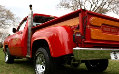 #TransformationTuesday: 1978 Dodge Li'l Red Express