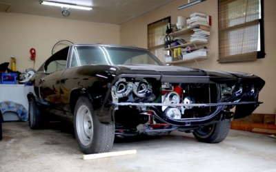 #TransformationTuesday: 1968 Chevrolet Chevelle