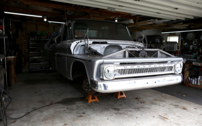 #TransformationTuesday: 1965 Chevrolet C10