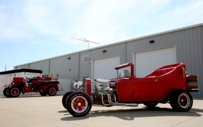 #TransformationTuesday: 1931 Ford Model A